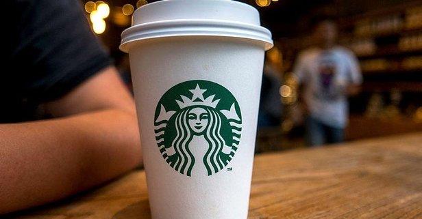 Starbucks bardağı taşırdı