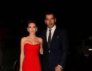 Güzel oyuncu Sinem Kobal ile eşi Kenan İmirzalıoğlu bakın nerede ortaya çıktı! El ele mutluluk pozları...
