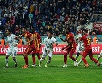 İstanbul'da gol düellosu!