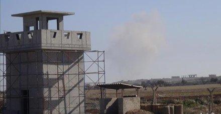 Cerablus'ta terör örgütü YPG/PKK'nın bombalı saldırısı engellendi