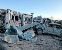 Afganistan'da taliban saldırısı: 5 ölü!