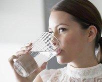 Az su içmek vertigo yapıyor