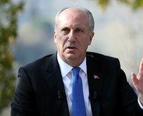 İnce'den CHP'ye zehir zemberek sözler: Demokrasinin zerresi yok!