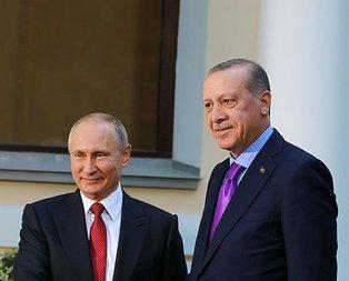 Başkan Erdoğan ile Putin'in görüşme tarihi belli oldu