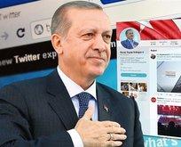İşte Başkan Erdoğan'ın rekor kıran tweeti!