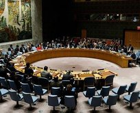 ABD'den BMGK'da Filistin vetosu
