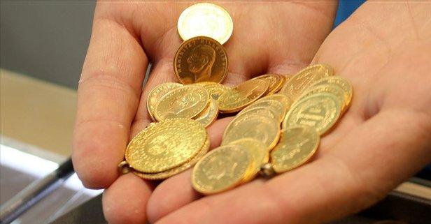 22 Şubat çeyrek altın ne kadar? 22 ayar bilezik, yarım, gram altın fiyatları! Altın haftaya nasıl başladı?