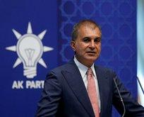 AK Parti'den Kur'an-ı Kerim yakanlara tepki
