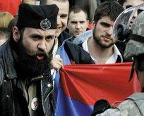 Karadağ'da seçim sonrası faşistler sahneye çıktı!