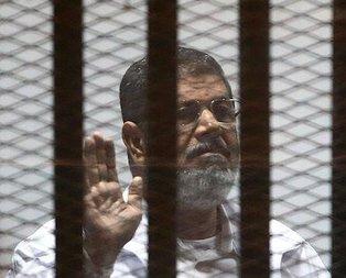 AK Parti'den Muhammed Mursi mesajı