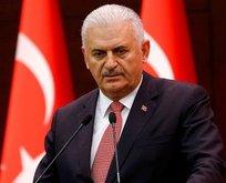 Başbakan Yıldırım'dan kritik vize krizi açıklaması