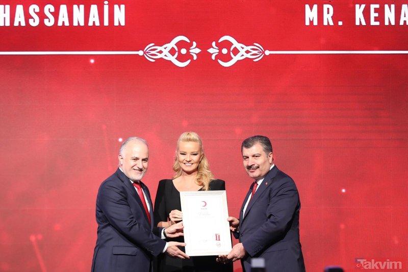Türk Kızılay'ından Esra Erol'a Platin Madalya! Esra Erol, 20.000'den fazla çocuğun yüzünü güldürdü!