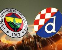 Fenerbahçe - Dinamo Zagreb maçı hangi kanalda?