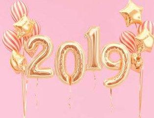 2019 resimli yeni yıl mesajları (Sevgiliye, arkadaşa ve kurumsal yeni yıl mesajları)
