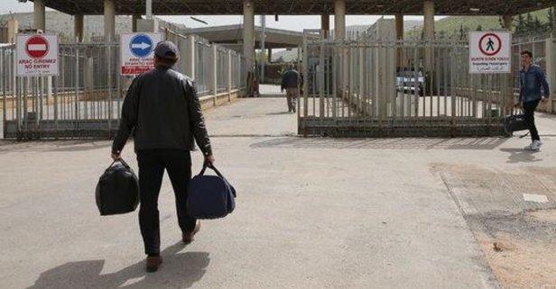 Hatay'a yeni sınır kapısı: Zeytin Dalı