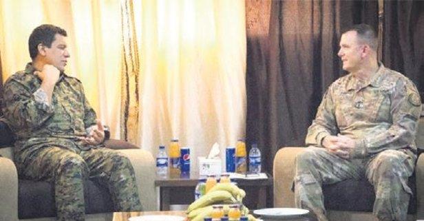 Coni-YPG dostluğu!