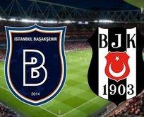 B.Şehir-Beşiktaş zirve savaşında