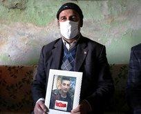 Soylu oğlu PKK tarafından kaçırılan baba ile görüştü
