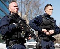 Fransa'da terör alarmı! Yaralılar var