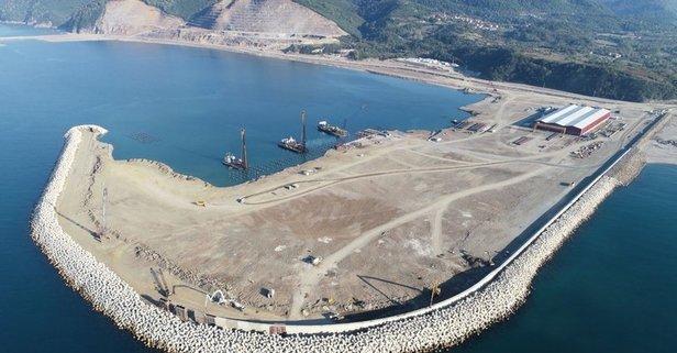 Filyos Limanı nerede, hangi konumda? Filyos Limanı doğalgaz rezerv miktarı ne kadar?