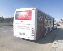 TEMSA'dan Külliye'ye elektrikli otobüs