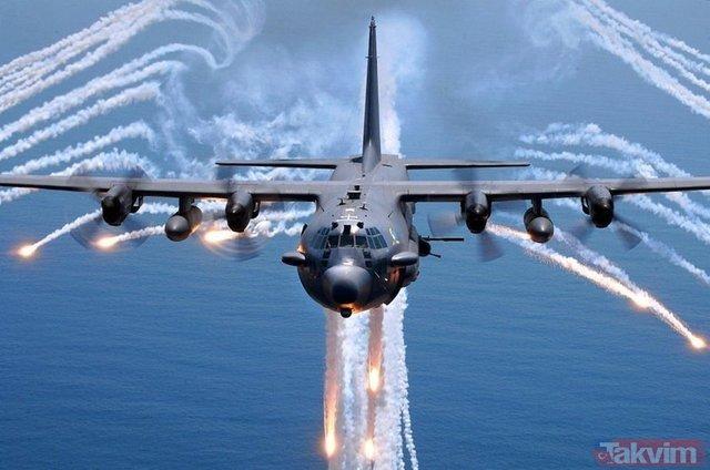 Hangi ülkenin ne kadar savaş uçağı var? Türkiye savaş uçağı sayısı kaç?