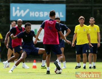 Fenerbahçe'de Cocu yeni 11'ini belirledi