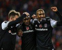 Beşiktaş Hapoel'i sahadan sildi