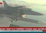 Son dakika: TSK ve MİT'ten Kuzey Irak'ta ortak operasyon! PKK'ya ağır darbe: 8 terörist etkisiz hale getirildi