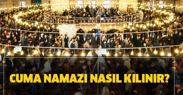 Cuma namazı nasıl kılınır, okunacak sureler nelerdir? İstanbul, Ankara, İzmir 14 Ağustos Cuma namazı saatleri!