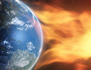 Güneş fırtınası Dünyayı vuracak