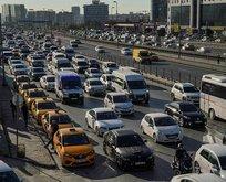 İstanbul'da vatandaş özel araçlara yöneldi
