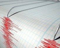 Çanakkale Biga'da deprem!