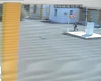 KKTC'de Türk bayrağına saldıran hainin kimliği belli oldu!