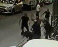 İstanbul'da bıçaklı, sopalı kavga