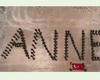 Suriye sınırında duygulandıran görüntü!