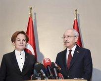 CHPde İYİ Parti istifası!
