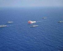 Türkiye, Yunan-Rum-Mısır kuşatmasını kırıyor