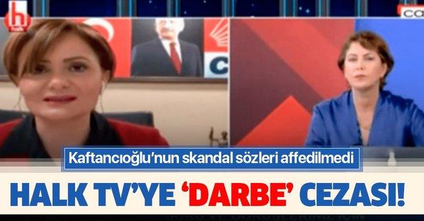 RTÜK'ten Halk TV'ye ağır ceza