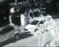 Gaziosmanpaşa'daki araç kundaklama olayı aydınlandı! 19 yaşındaki şüpheli...