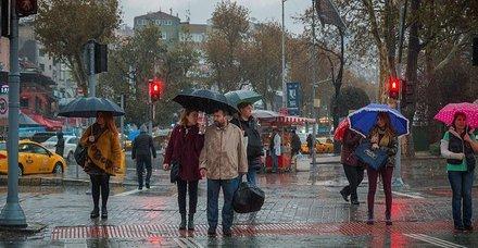 Meteoroloji'den son dakika hava durumu raporu | İstanbul'da bugün hava nasıl olacak? 13 Şubat hava durumu