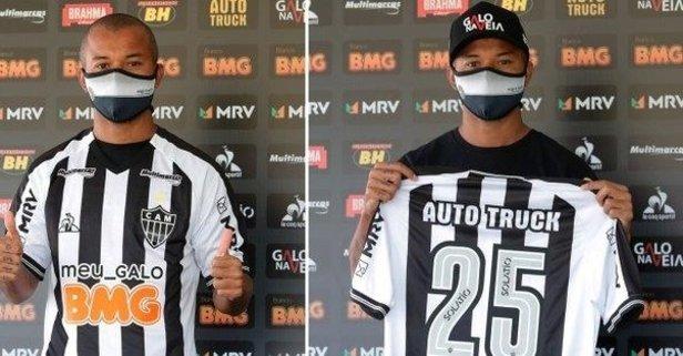 Mariano resmen Athletico Mineiro'da