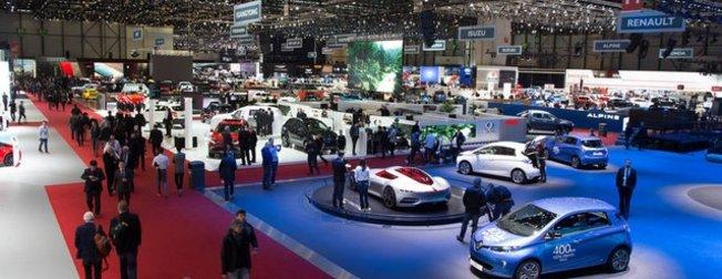 Cenevre Otomobil Fuarı'nın en gözde modelleri