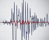 Amasyada korkutan deprem