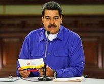 Maduro'dan Joe Biden'a diyaloğa hazırız mesajı