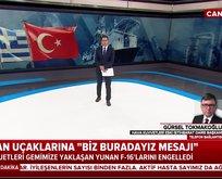 A Haber'de Yunan tacizini yorumladı