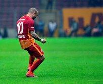 Wesley Sneijder Galatasaray'a geri mi dönüyor?