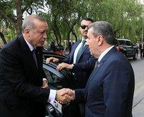 Erdoğan ve Desticiden ortak açıklama