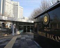 Türkiye'den Kırgızistan'a FETÖ tepkisi