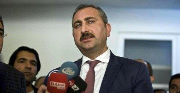 Adalet Bakanı Gül MHP lideri ile görüştü